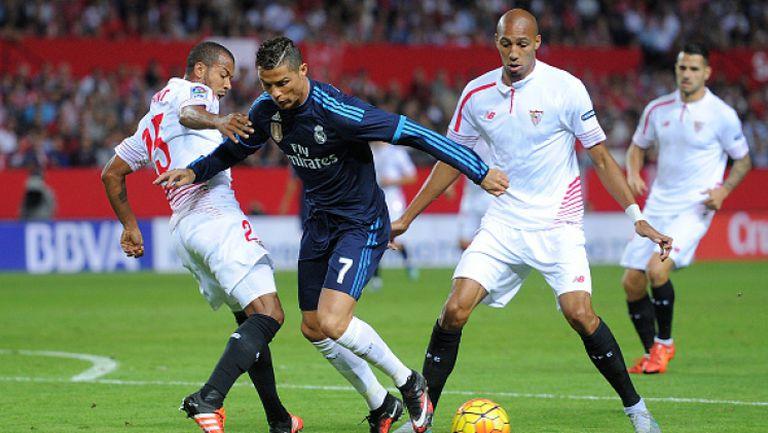 Севиля - Реал Мадрид 3:2