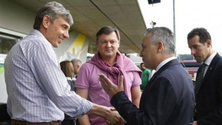 Руски милиардер с престижна покана към Лудогорец