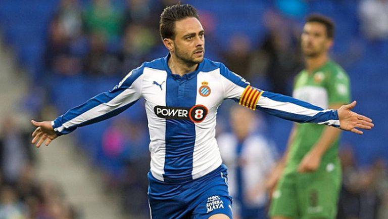 Серхио Гарсия официално напусна Еспаньол