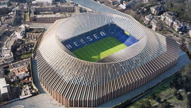 Ето как ще изглежда новият стадион на Челси