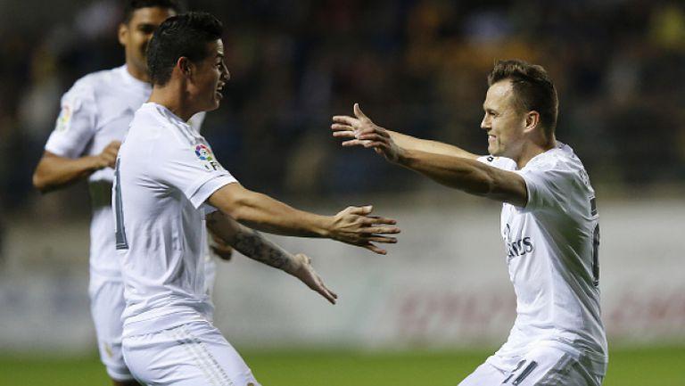 Кадис - Реал (Мадрид) 1:3