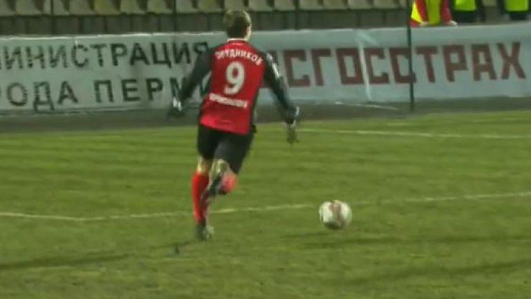 Амкар - ЦСКА (Москва) 2:0