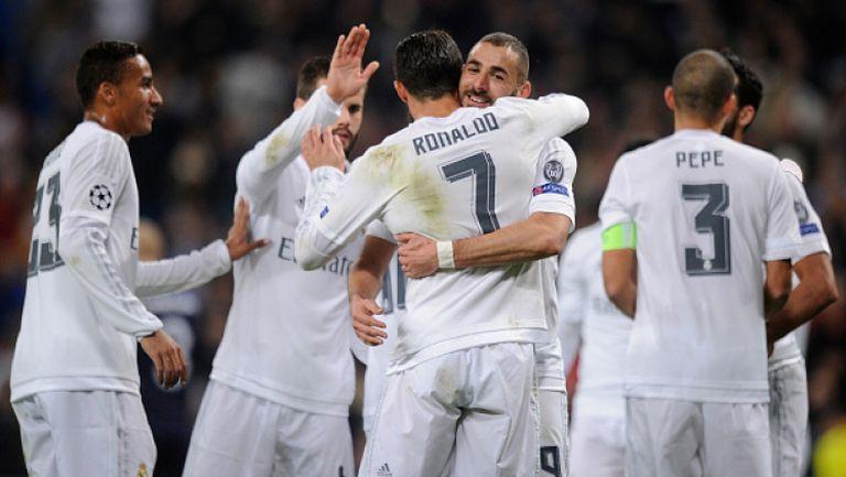 Реал Мадрид - Малмьо ФФ 8:0