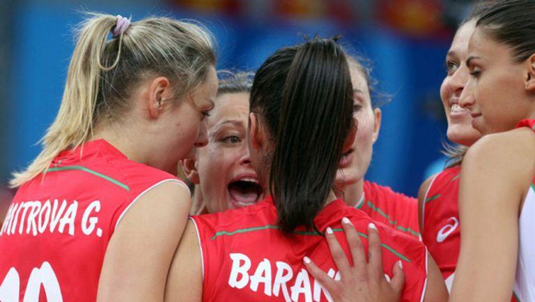 Женският национален отбор по волейбол пристигна в Пуерто Рико