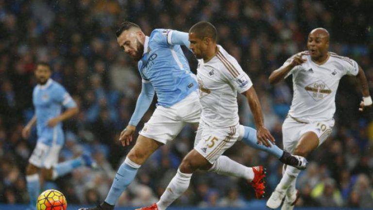 Манчестър Сити - Суонзи 1:0