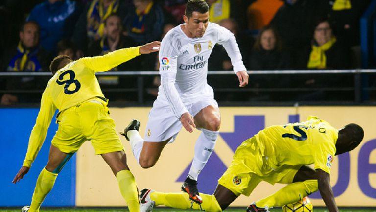 Виляреал - Реал (Мадрид) 1:0