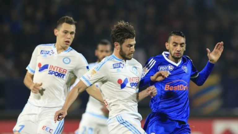 ФК Бург Перона - Олимпик (Марсилия) 2:3