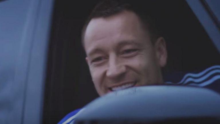 Тери и компания в забавен клип на Челси