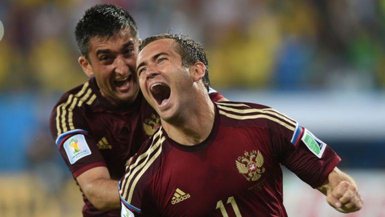 След Тимошчук, и Кержаков се запътва към Казахстан