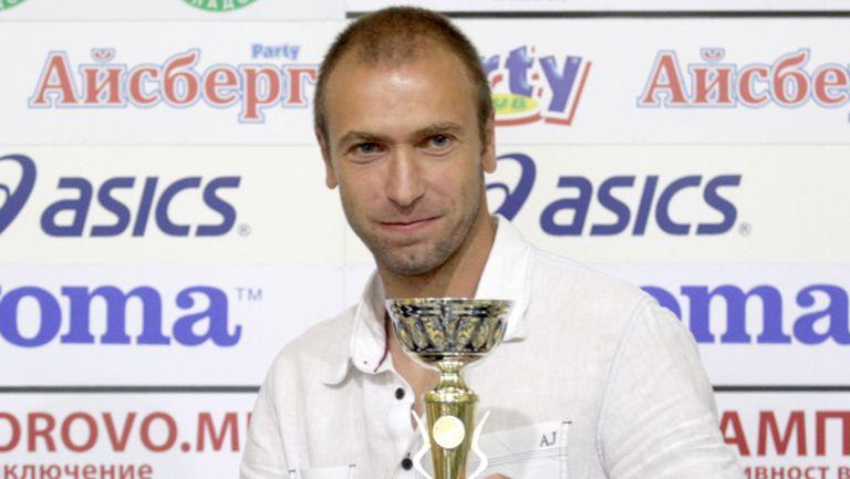 Венков: Целта е да не допуснем гол срещу Динамо