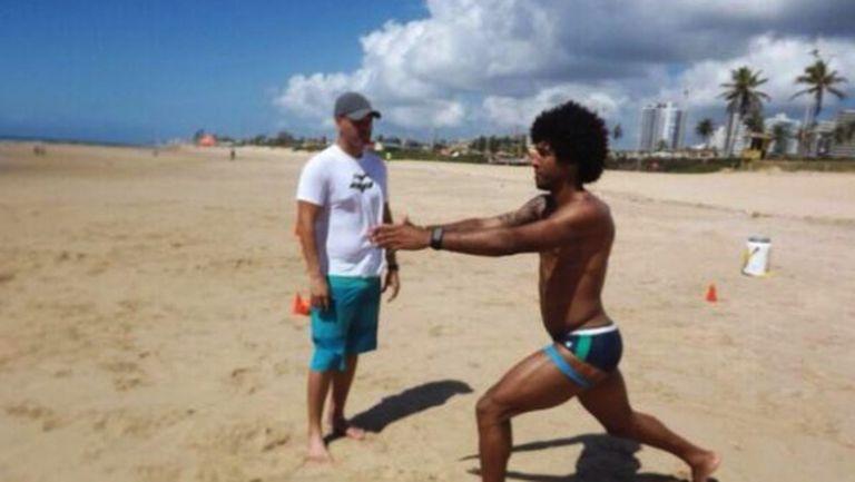 Контузия на плажа ядосва Гуардиола