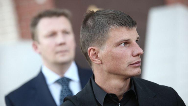 Аршавин ще замени Ивелин Попов в Кубан