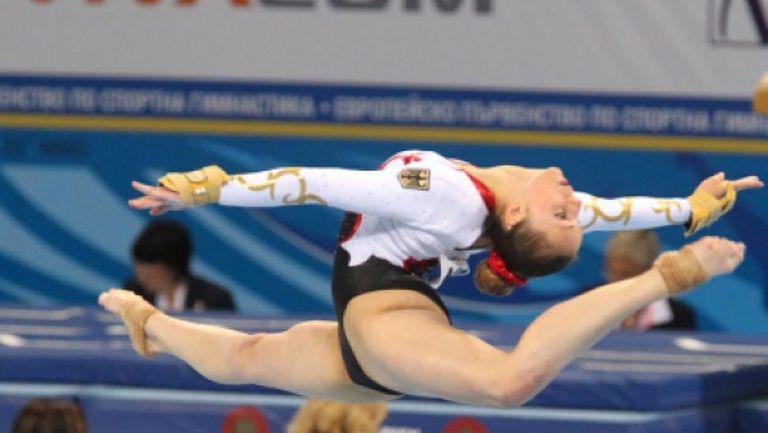 """Петя Борисова спечели титлата в многобоя на """"Олимпия къп"""""""