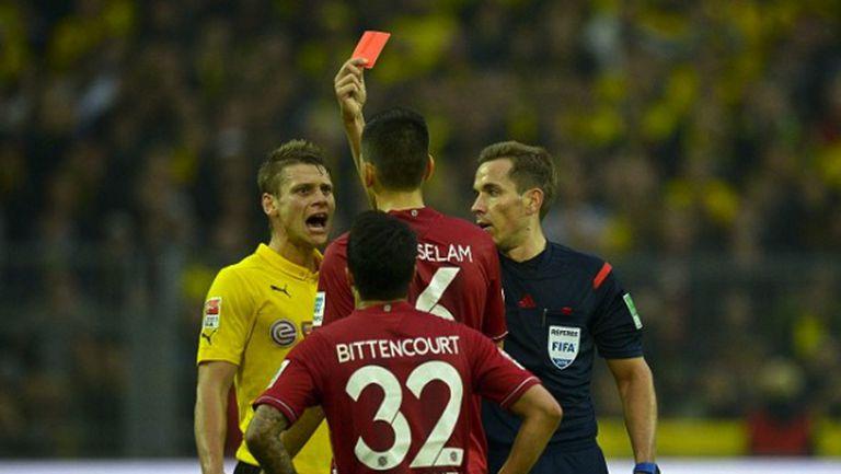 УЕФА изпрати германец на Черно море