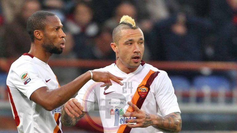 Рома поднови договорите на двама титуляри