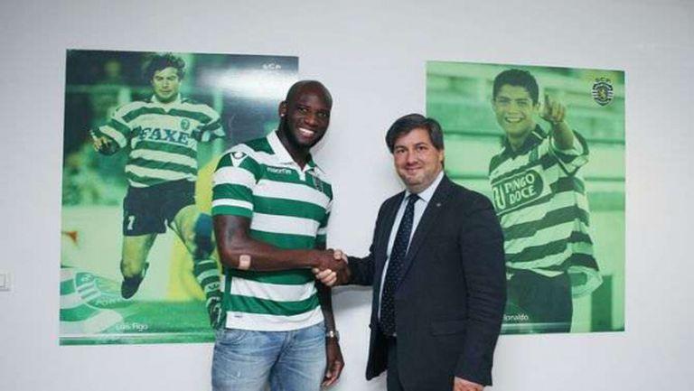 Защитник на Лацио подписа със Спортинг