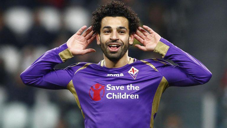 Челси иска 25 милиона евро от Рома за Салах