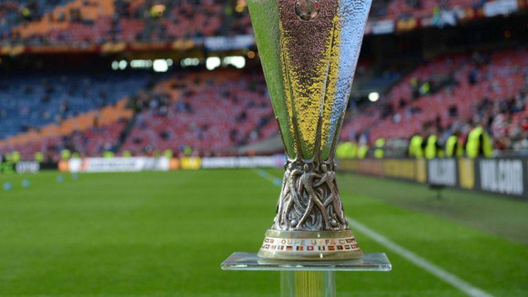 Вижте двойките в третия предварителен кръг на Лига Европа