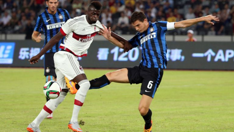 Милан удари Интер с феноменален гол (ВИДЕО)