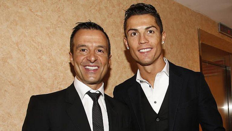 Кристиано Роналдо ще е кум в неделя