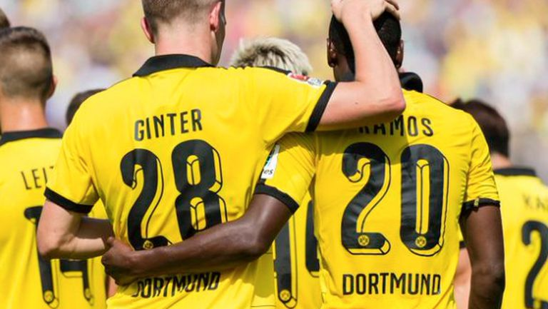Дортмунд показа класа срещу Бетис (видео)