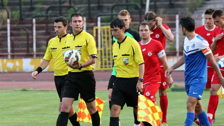 Официалната позиция на ЦСКА за вчерашните ексцесии срещу Ашдод