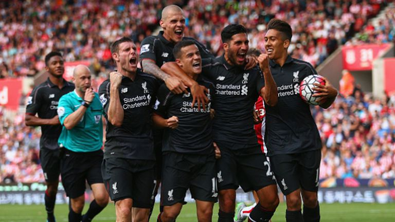 """Магията на Коутиньо донесе радост на Ливърпул на ужасяващия """"Британия Стейдиъм"""" (видео)"""