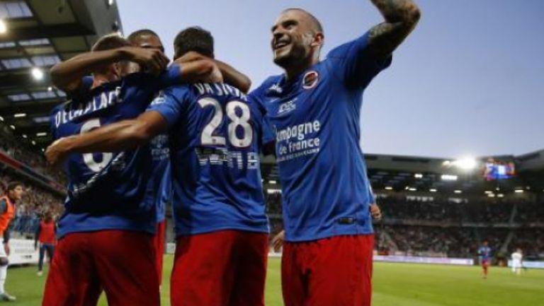 Каен поведе в Лига 1 (видео)