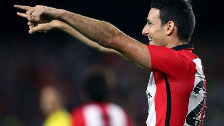 Адурис: Фантастично е да вземем трофей срещу Барса