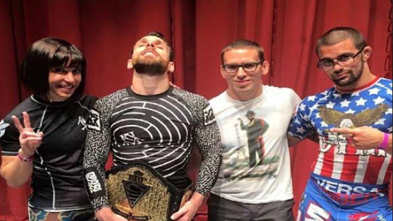 Eddie Bravo Invitational 4 – Къмингс грабна шампионския пояс и $20 000