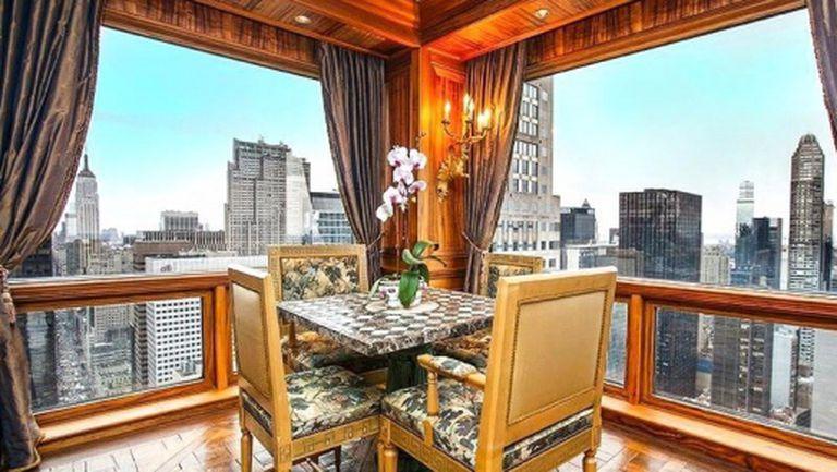Вижте как изглежда апартаментът на Кристиано в Ню Йорк