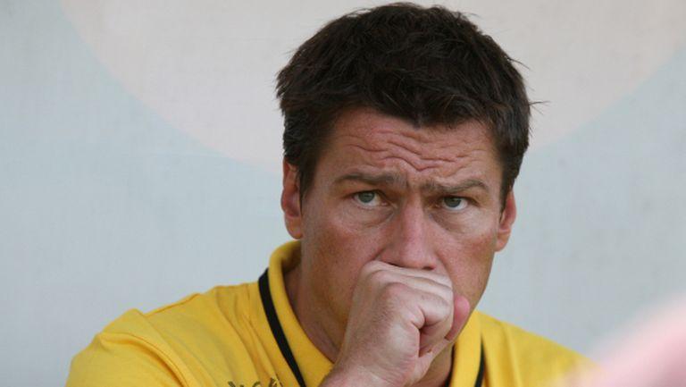 Шиляк горд с играчите на Ботев Пд и отново припомни мачовете на Левски с Олимпия (Любляна)