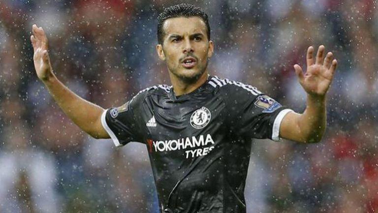 Педро блесна в дебюта си и помогна за първа победа на Челси (видео)