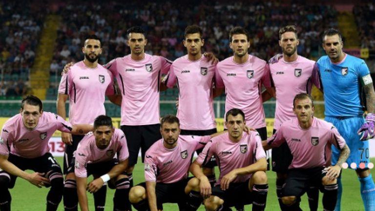 Късен гол носи успех на Палермо