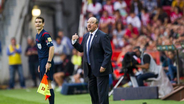 Бенитес: Реал има да свърши още много работа