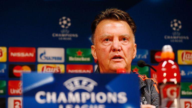 Ван Гаал призна: Играем по-добре без топка