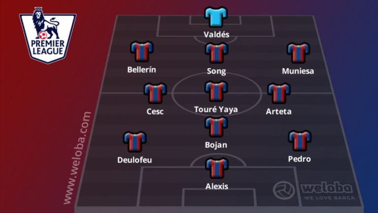 Барселона превзе Премиър Лийг