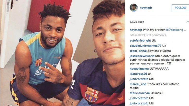Вижте кой се завърна в Барселона