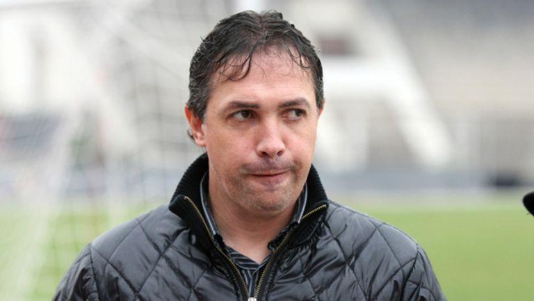 Тони Велков: От нашите мачове не трябва да лъха на селски футбол