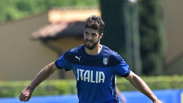 Сензационно пропадна трансфер на италиански национал