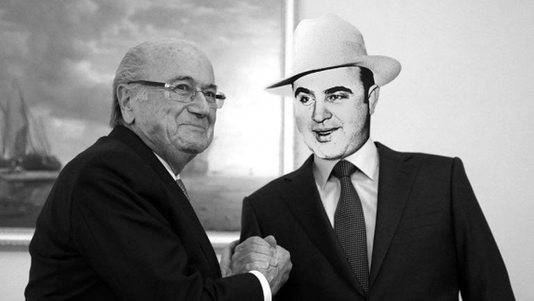 Излагат корупцията във ФИФА в Музея на мафията