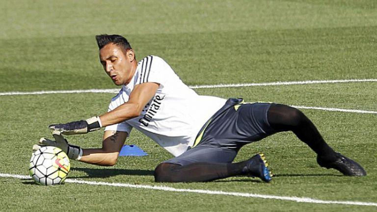 Кейлор е възхитен, че остава в Мадрид