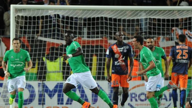 Сент Етиен си тръгна с победа от Монпелие