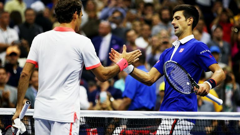 Да победиш Федерер и още 17 000 човека