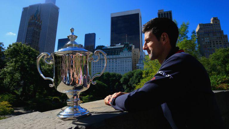 Джокович: Горд съм, че съм сред легендите на тениса