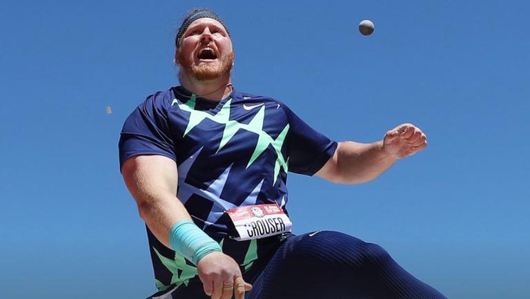Райън Краузър подобри 31-годишен световен рекорд в леката атлетика