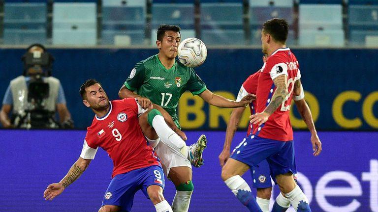 Чили продължава уверено на Копа Америка