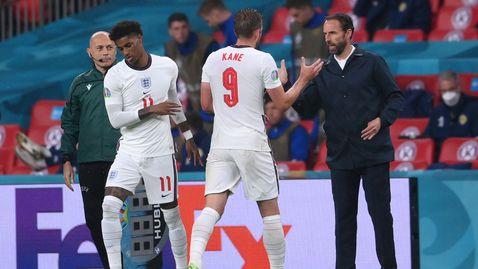 """""""Контра"""": Какво попречи на Англия да запише втора победа на Евро 2020?"""