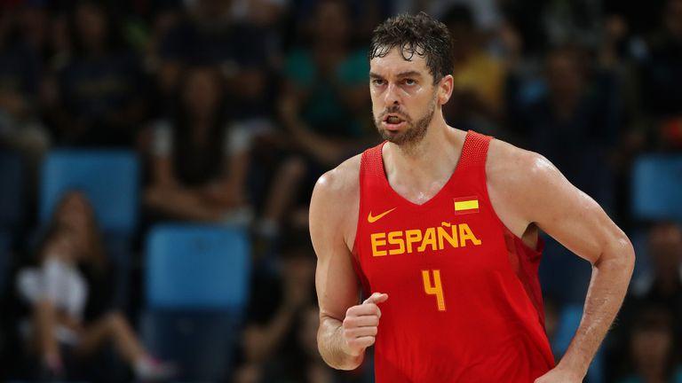 Пау Гасол попадна в разширения състав на Испания за Олимпиадата