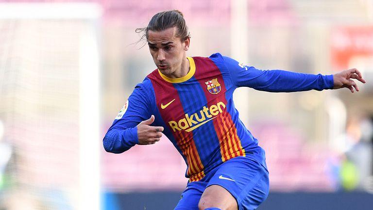 Гризман вече е решил къде ще играе след Барселона